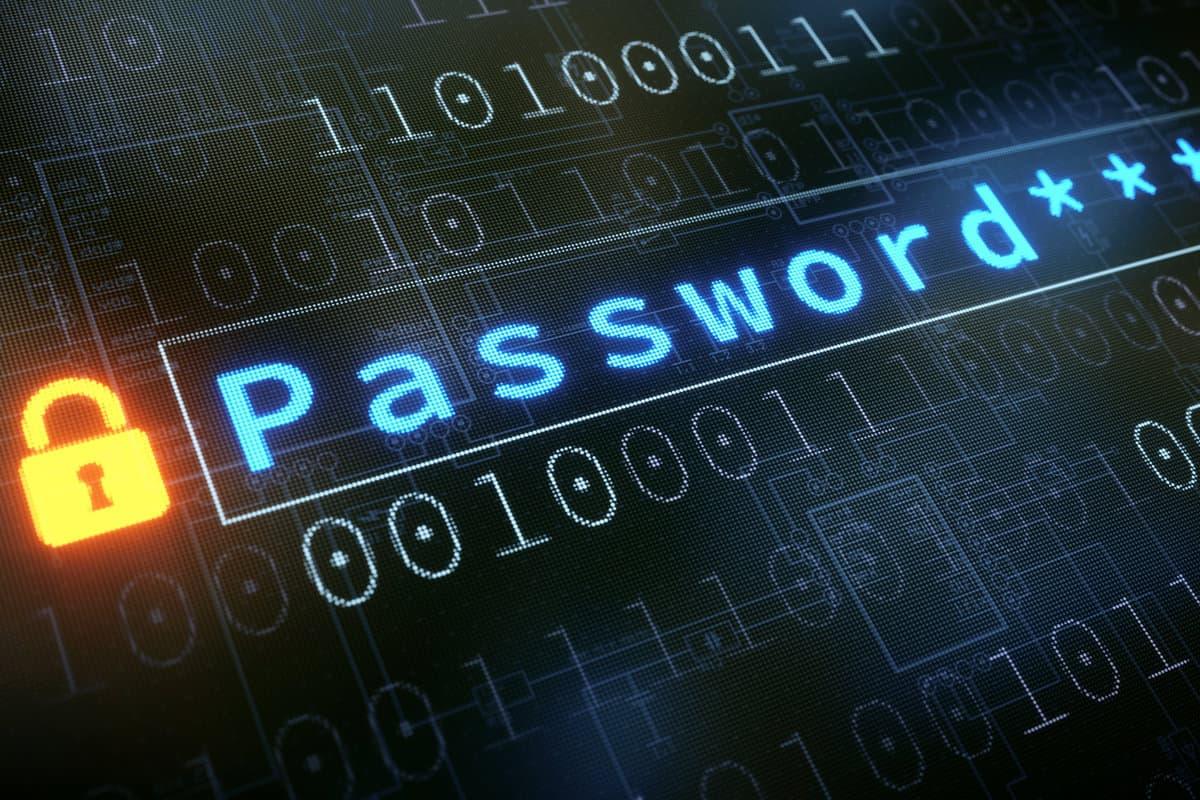 password alterada