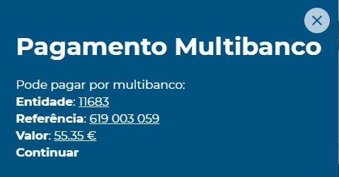 pagamento MB