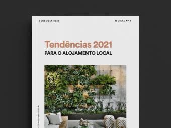 Tendencias 2021 Alojamento Local
